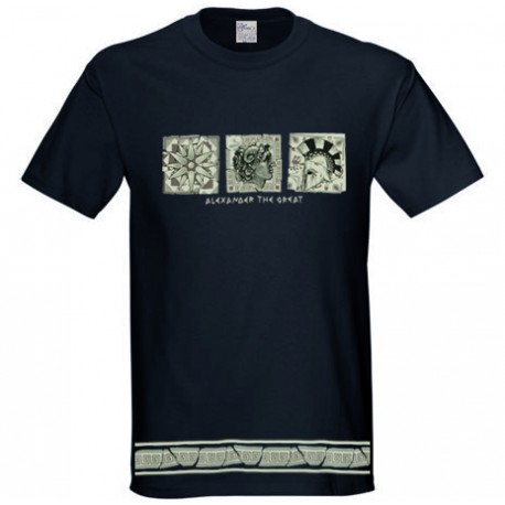Alexander The Great T Shirt: the great t shirt