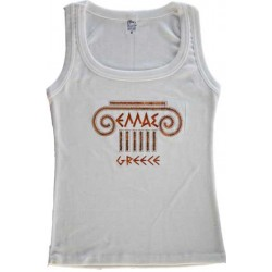GREEK COLUMN T SHIRT