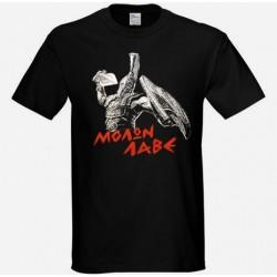 SPARTA 'MOLON LAVE' T SHIRT