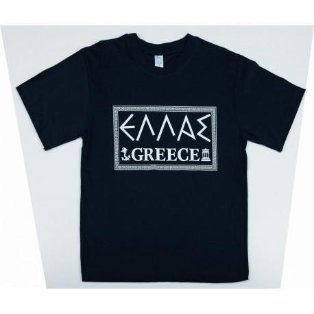 HELLAS GREECE T SHIRT