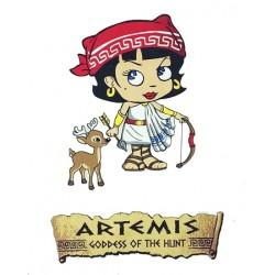 GODDESS ARTEMIS T SHIRT