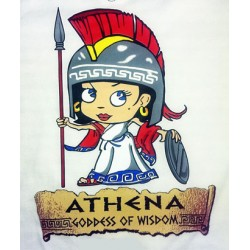 GODDESS ATHENA T SHIRT