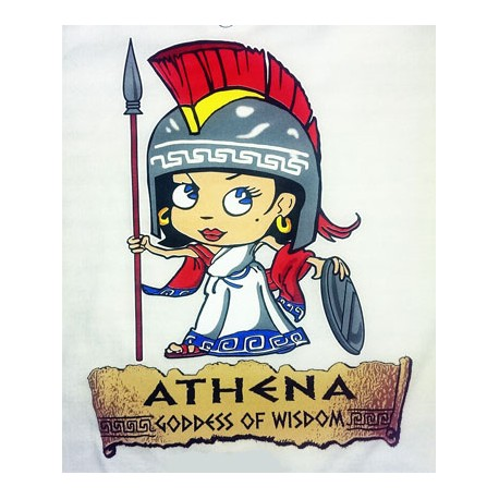 GODDESS ATHENA T SHIRT