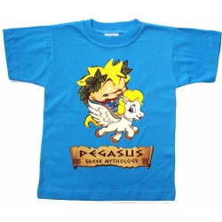 PEGASUS KID T SHIRT