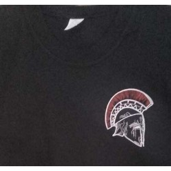 T SHIRT WITH SMALL HELMET