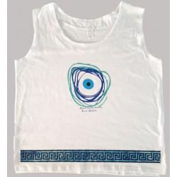 Good Luck Charm Sleeveless Shirt