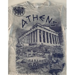 PARTHENON TEMPLE T.SHIRT