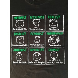 FACE 'S EXPRESSIONS T.SHIRT