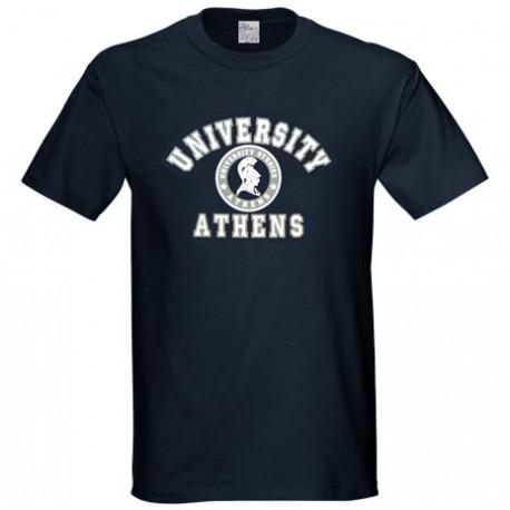 athens university tshirt