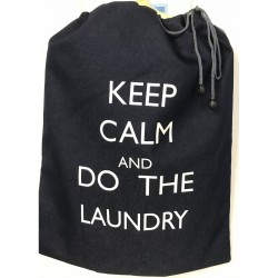Laundry bag keep calm