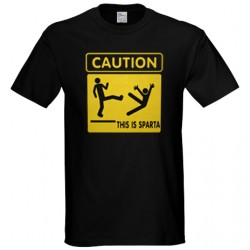 this is sparta tshirt