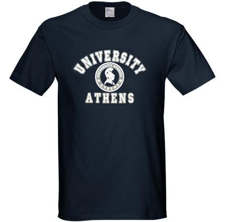 Athens University t shirt