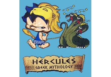 HERCULES KID'S T SHIRT